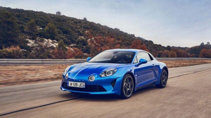 Quelle est la technologie derrière une voiture comme l'alpine hybride ?